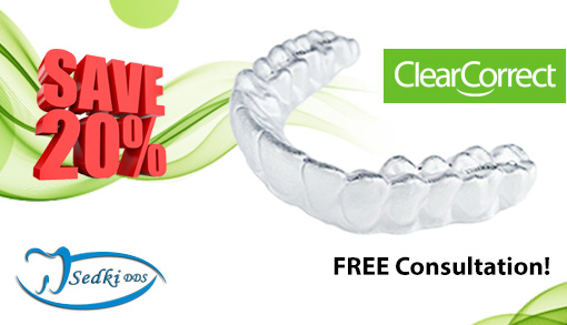 Clear Correct dental Practice in Commerce Twp