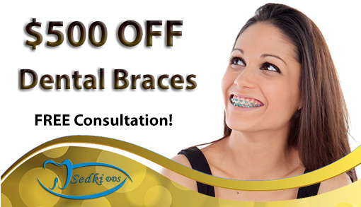 Orthodontist braces near commerce twp mi