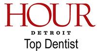 Top Dentist Hour Detroit Magazine