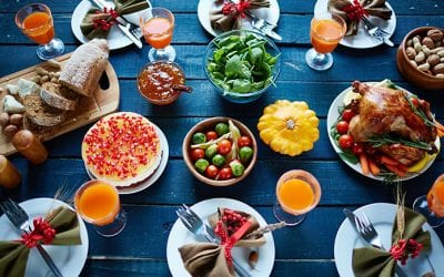 Holiday Foods and Drinks for Healthy Teeth