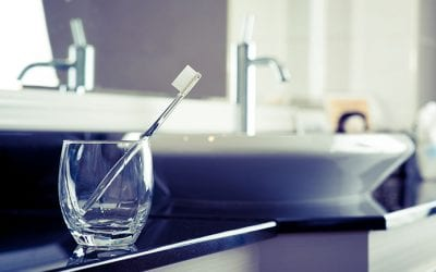 Getting Over a Cough, a Cold or the Flu? Replace Your Toothbrush!