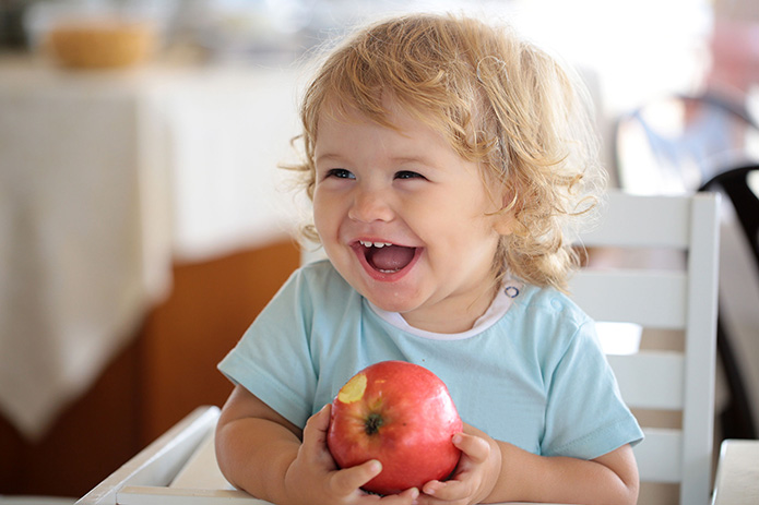 Celebrate Your Child's First Birthday with a Dental Visit