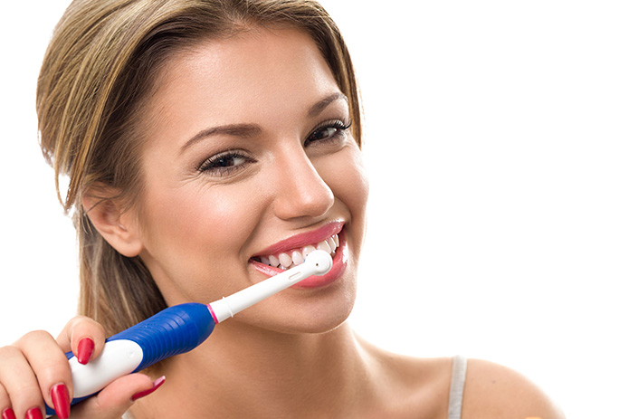 Dental Practice in Commerce Twp electric toothbrush benefits