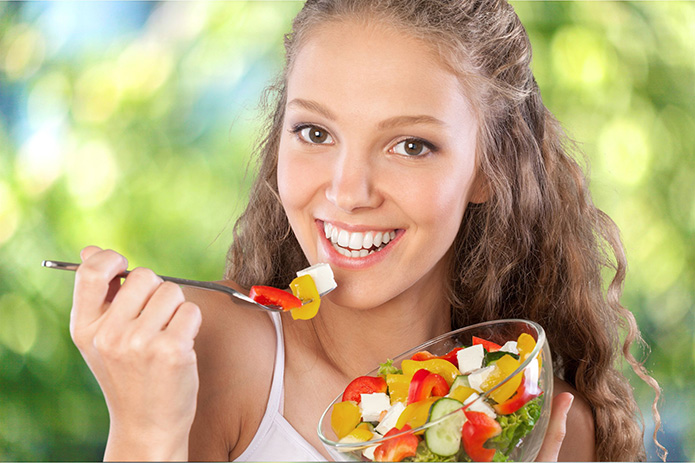 Chewing: Let Your Teeth Do the Work So Your Stomach Doesn't Have To