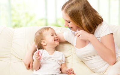 Why Baby Teeth are Important; Commerce Dental Office