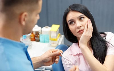 What Are the Causes of Dental Crown Pain? | Commerce MI