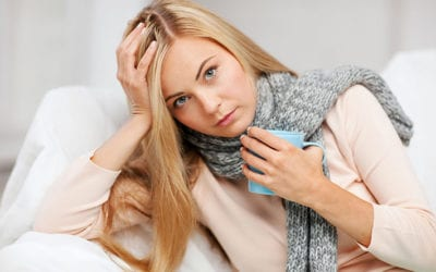 Why Does Your Mouth Hurt During a Cold? – Commerce MI